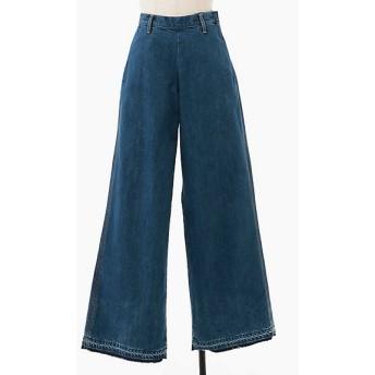 【SALE(伊勢丹)】<Tu es mon TRESOR/トゥ エ モン トレゾア> Wide jeans(WIDE) 3year【三越・伊勢丹/公式】