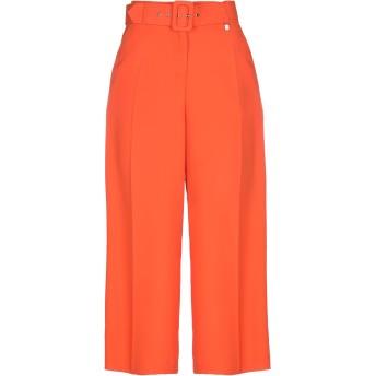《セール開催中》FLY GIRL レディース パンツ オレンジ 38 ポリエステル 95% / ポリウレタン 5%