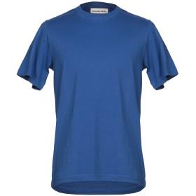 《期間限定セール開催中!》UNIVERSAL WORKS メンズ T シャツ ブルー M コットン 100%