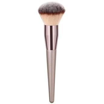 大きく柔らかいルースパウダーブラシ設定パウダー赤面化粧美容ツール01