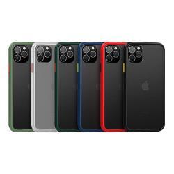 QinD Apple iPhone 11 Pro Max 雙料膚感保護殼
