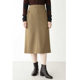 HUMAN WOMAN / ヒューマンウーマン サニームビングボタニースカート