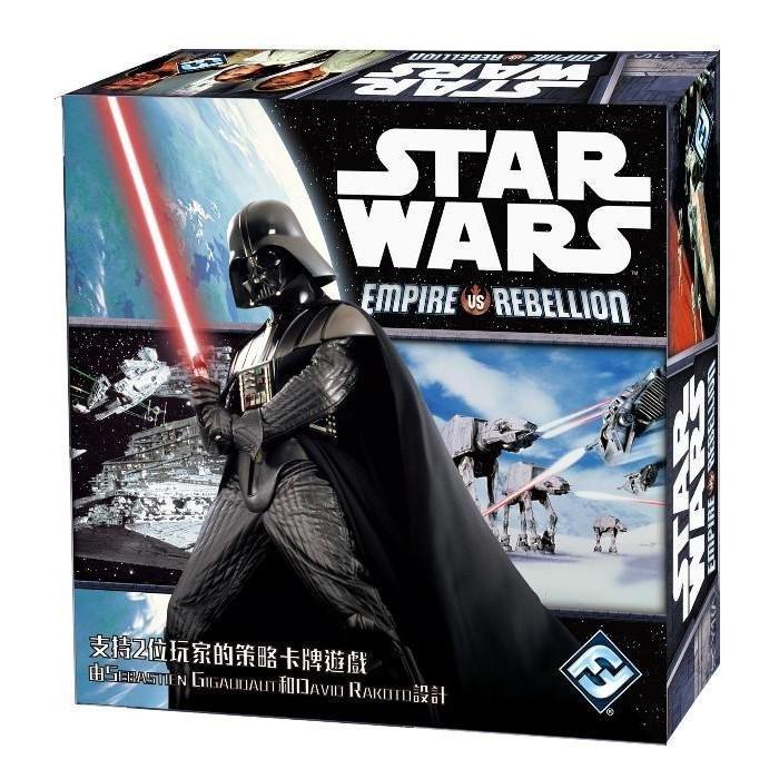 星際大戰:帝國軍隊vs反抗軍Star Wars Empire vs Rebellion 繁體中文版 陽光桌遊商城