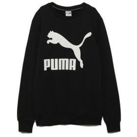 【emmi:トップス】【PUMA】Classics Logo Crew TR
