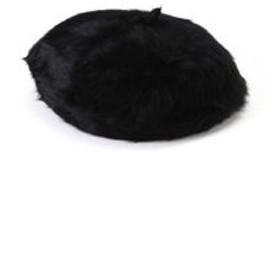 SALE開催中【ROSEBUD:帽子】シャギーベレー