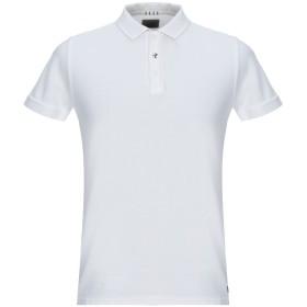 《セール開催中》40WEFT メンズ ポロシャツ ホワイト M コットン 100%