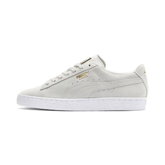 讓經典不只擁有經典設計元素更增加了舒適穿著功能的優異特點男女復古籃球運動鞋材質鞋面 :皮革鞋底 :橡膠購物須知----------------------------------■ [PUMA旗艦店】