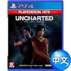 PS4 HITS 秘境探險:失落的遺產-中英文版