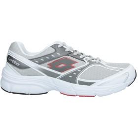 《セール開催中》LOTTO メンズ スニーカー&テニスシューズ(ローカット) ライトグレー 45 紡績繊維
