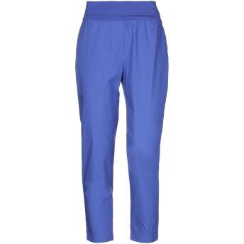 《セール開催中》MANILA GRACE レディース パンツ ブルー 38 コットン 94% / ポリウレタン 6%
