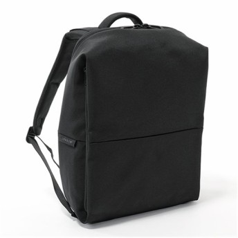 【31%OFF】 import select Musee 28038 RHINE NEW FLAT BACKPACK リュック バックパック デイパック BLACK メンズ メンズ BLACK / 【import select Musee】 【セール開催中】