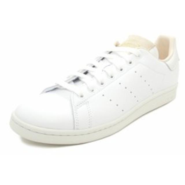 スニーカー アディダス adidas スタンスミス フットウェアホワイト メンズ レディース シューズ 靴 19FW