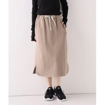 CLIVE Iラインスカート ブラウン D フリー