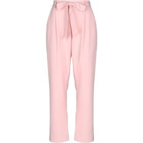 《期間限定セール開催中!》GLAMOROUS レディース パンツ ピンク XS ポリエステル 100%