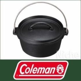 Coleman コールマン ダッチオーブン SF ( 8インチ ) [ 170-9393 ] キャンプ ダッジオーブン アウトドア 鉄 鍋