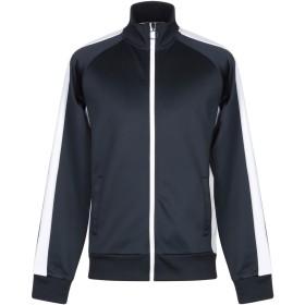 《セール開催中》JACK & JONES ORIGINALS メンズ スウェットシャツ ダークブルー S ポリエステル 95% / ポリウレタン 5%