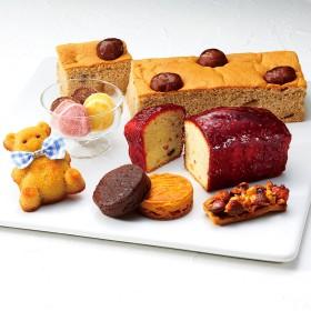 【お歳暮】Comme Chinois コム シノワ 冬の優しさを、お菓子にこめて _冬ギフト