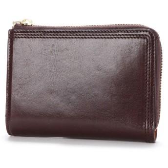 コンプリートプラス COMPLETE PLUS 【MORITA & Co.】 ナーティ 二つ折り財布 (チョコ)