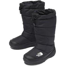 ノースフェイス(THE NORTH FACE) キッズ ヌプシブーティーワイド K Nuptse Bootie Wide TNFブラック NFJ51986 KK スノーシューズ 靴 アウトドア カジュアル