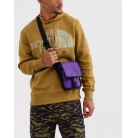 ザ ノースフェイス The North Face メンズ バッグ bardu bag in purple/black パープル