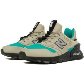 (NB公式)【ログイン購入で最大8%ポイント還元】 ユニセックス MS997 SB (STONE) スニーカー シューズ 靴 ニューバランス newbalance