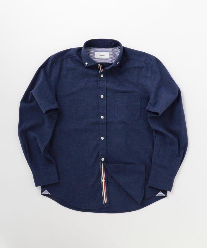 YUNY Men Long-Sleeve Thicken Cardi Flannel Outwear Plaid Dress Shirts AS2 2XL
