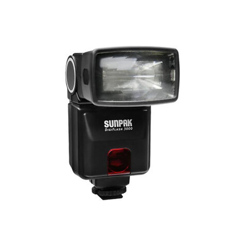 SUNPAK DIGIFLASH 3000閃光燈 (特價出清一隻)