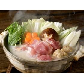 鶏三和 三和の純鶏 名古屋コーチン鶏白湯鍋