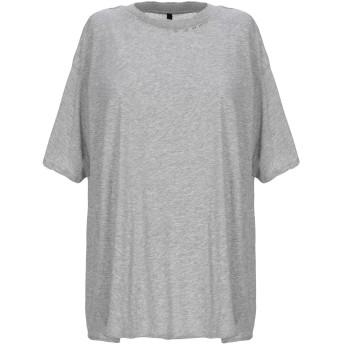 《セール開催中》BEN TAVERNITI UNRAVEL PROJECT レディース T シャツ グレー M コットン 100%