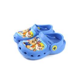 PAW PATROL 涼鞋 花園鞋 水藍色 中童 童鞋 D93903-550 no022