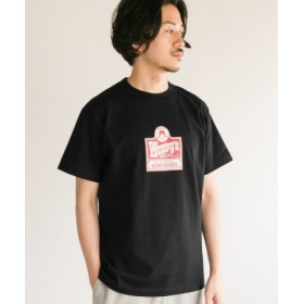 (URBAN RESEARCH/アーバンリサーチ)VOTE MAKE NEW CLOTHES WENDYS OLD FASHIN T-SHIRTS/メンズ BLACK