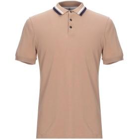 《期間限定セール開催中!》BRUNELLO CUCINELLI メンズ ポロシャツ サンド XS コットン 100%