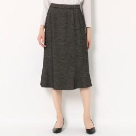 [マルイ] [セットアップ対応] ウール混斜め切り替えスカート/ロブジェ(LOBJIE)
