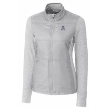 Cutter & Buck カッター アンド バック スポーツ用品  Cutter & Buck Arizona Wildcats Womens Gray Stealth Full-Zip Jacket