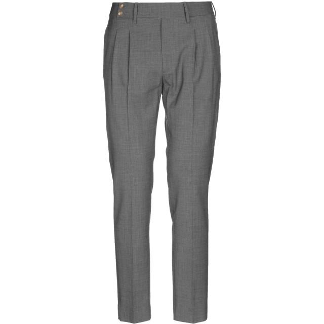 《セール開催中》ENTRE AMIS メンズ パンツ グレー 35 バージンウール 98% / ポリウレタン 2%