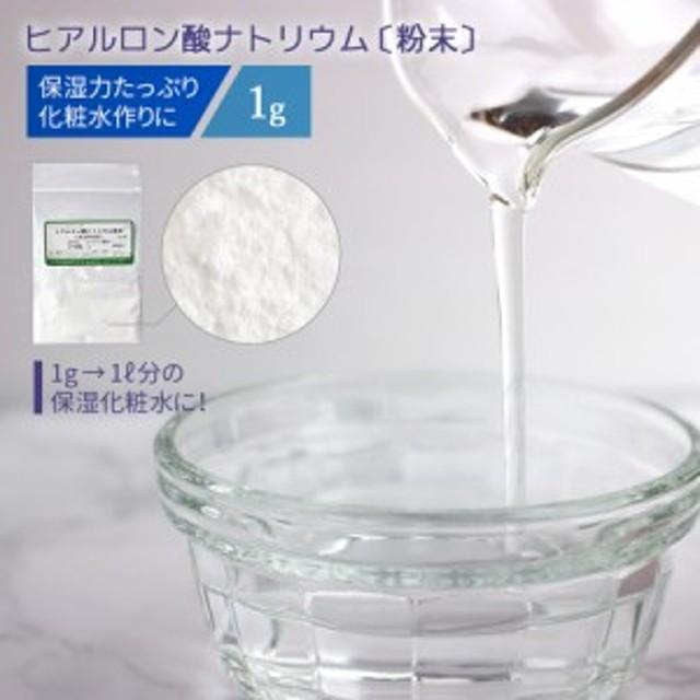 ヒアルロン酸ナトリウム粉末 1g