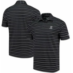 Under Armour アンダー アーマー スポーツ用品  Under Armour TPC Scottsdale Black Performance Stripe 2.0 Polo