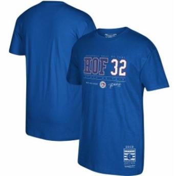 Mitchell & Ness ミッチェル アンド ネス シャツ Tシャツ Mitchell & Ness Roy Halladay Toronto Blue Jays Royal 2019 Hall of Fame Gra