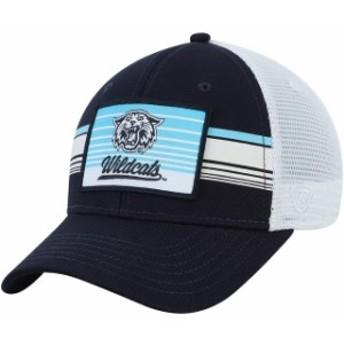 Top of the World トップ オブ ザ ワールド スポーツ用品  Villanova Wildcats Top of the World Breeze Trucker Adjustable Hat - Navy