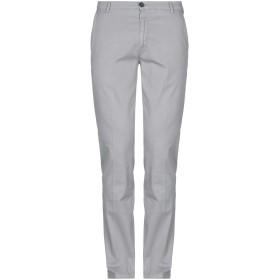《セール開催中》YAN SIMMON メンズ パンツ グレー 50 コットン 98% / ポリウレタン 2%
