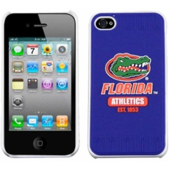 Forever Collectibles フォーエバー コレクティブル スポーツ用品  Florida Gators iPhone 4/4S Team Logo Hard Case - Royal Blue