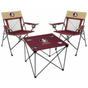 Rawlings ローリングス スポーツ用品  Rawlings Florida State Seminoles Deluxe 3-Piece Tailgate Chair & Table Kit