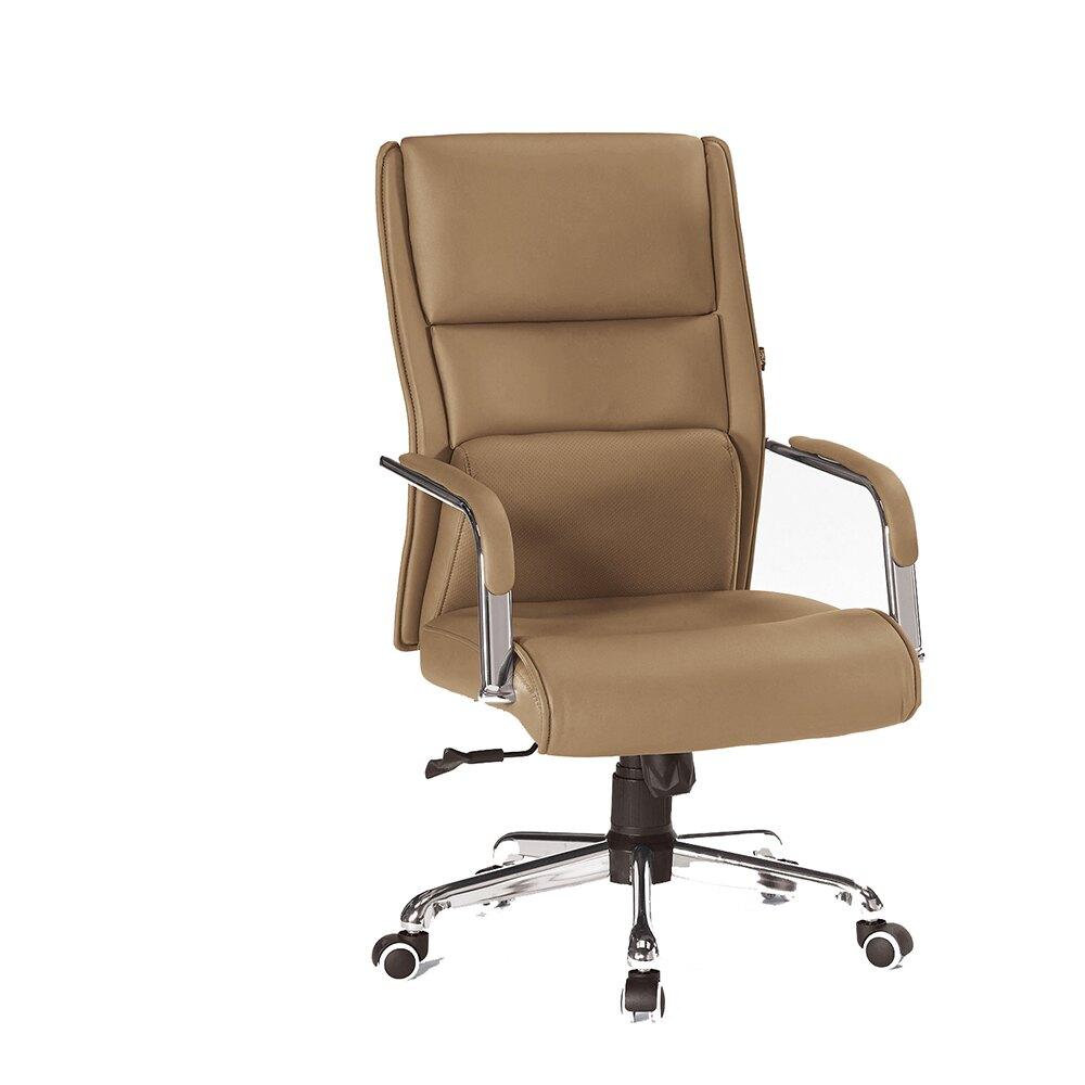 米可洛土灰色辦公椅/H&D東稻家居-消費滿3千送點數10%