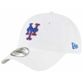 New Era ニュー エラ スポーツ用品  New Era New York Mets White Core 49FORTY Fitted Hat