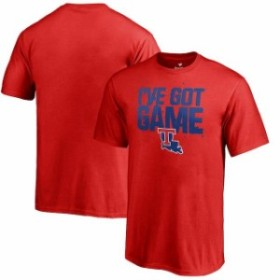 Fanatics Branded ファナティクス ブランド スポーツ用品  Louisiana Tech Bulldogs Youth Red Got Game T-Shirt