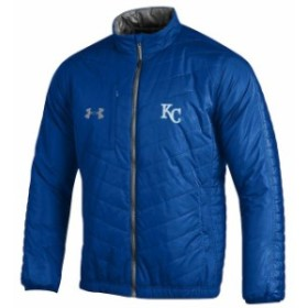 Under Armour アンダー アーマー スポーツ用品  Under Armour Kansas City Royals Royal Accelerate Full-Zip Performance Jacket