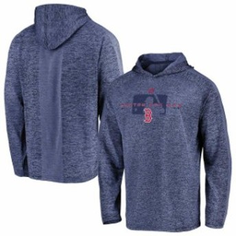 Majestic マジェスティック スポーツ用品  Majestic Boston Red Sox Navy Authentic Collection Ultra-Light Cool Base Pullover Hoodie