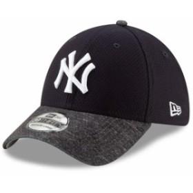 New Era ニュー エラ スポーツ用品  New Era New York Yankees Navy/Heather Gray 2019 Batting Practice Road 39THIRTY Flex Hat