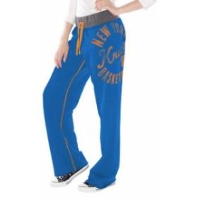 G-III 4Her by Carl Banks ジースリー フォーハー バイ カール バンクス スポーツ用品  New York Knicks Womens Royal Blue Franchise Fl