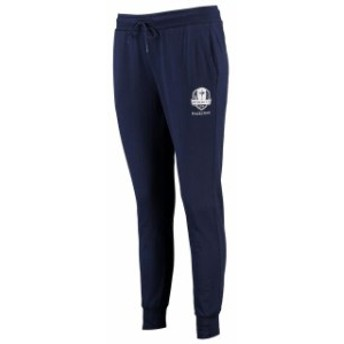 Under Armour アンダー アーマー スポーツ用品  Under Armour Womens Navy 2016 Ryder Cup French Terry Performance Jogger Pants
